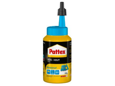 Pattex Waterproof houtlijm 250g