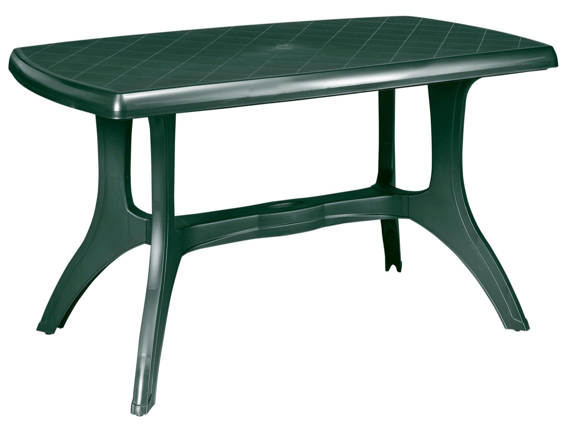Jardin Wellington Table De Jardin 184x103 Cm Verte Hubo
