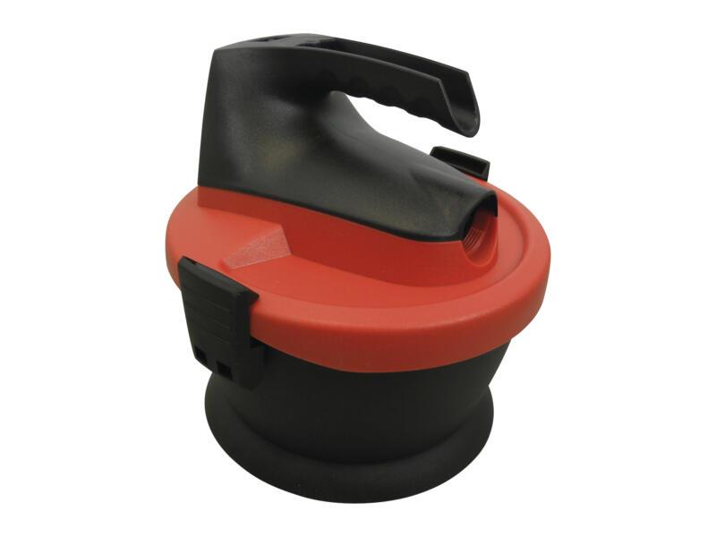 Carpoint Wet & Dry stofzuiger 135W zwart
