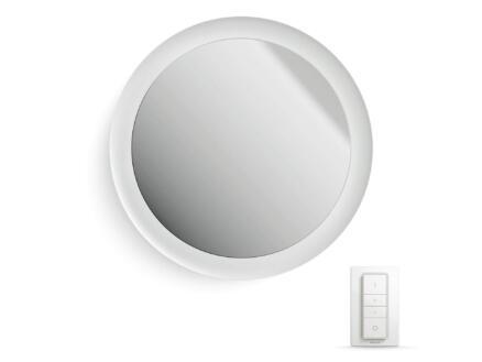 Philips Hue White Ambiance Adore spiegel met LED verlichting dimbaar + afstandsbediening wit