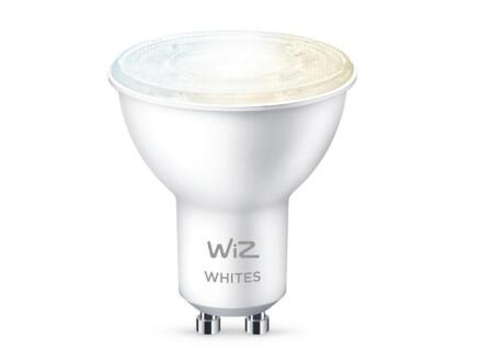 Wiz White LED reflectorlamp GU10 4,9W dimbaar