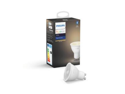 Philips Hue White LED spot GU10 5,5W wit dimbaar
