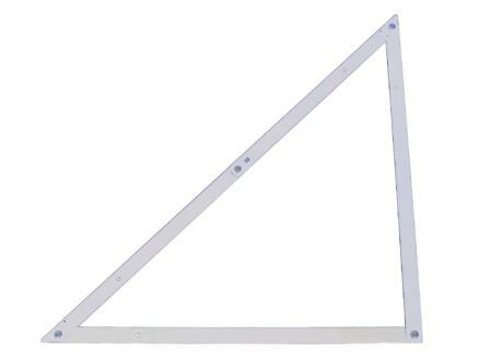 Stanley Winkelhaak opvouwbaar aluminium