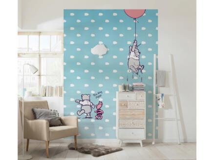 Winnie Pooh Piglet papier peint photo 4 bandes
