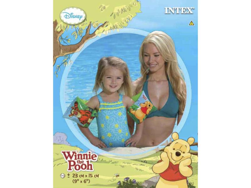 Intex Winnie the Pooh brassards 23x15 cm