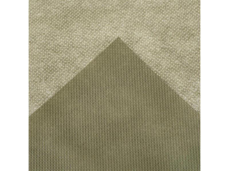 Winterafdekhoes met rits 2x1,5m groen