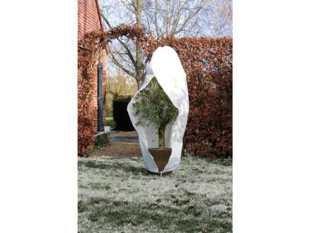 Winterhoes 3x2,5 m wit