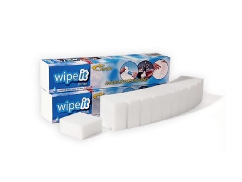 Wipe It Pro wonderspons 10 pads