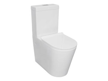 Van Marcke go X-Comfort WC-pack verhoogd