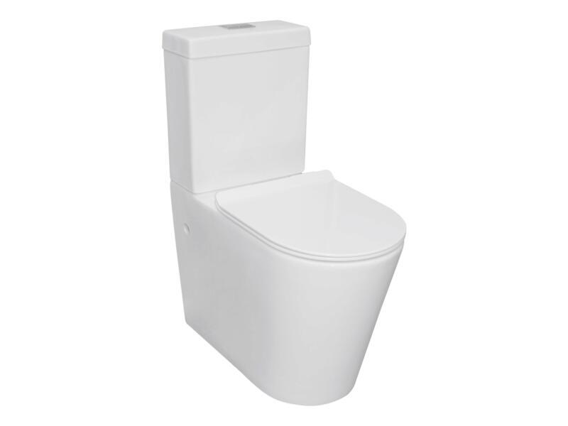 Van Marcke go X-Comfort pack WC surélevé