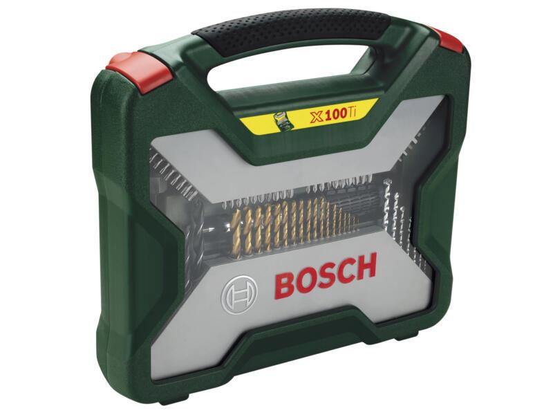 Bosch X-Line accessoireset 100-delig