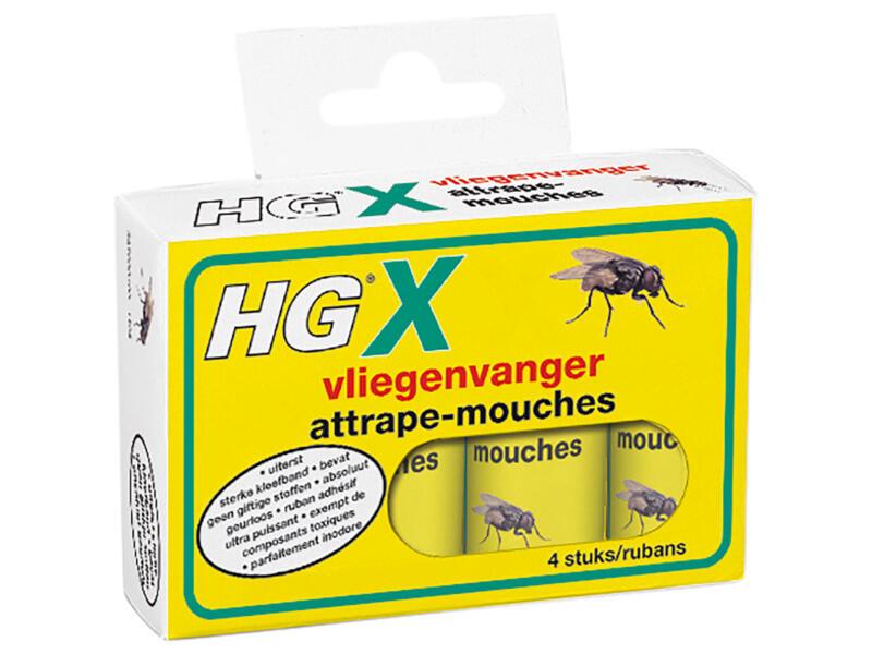 HG X attrape-mouches 4 pièces