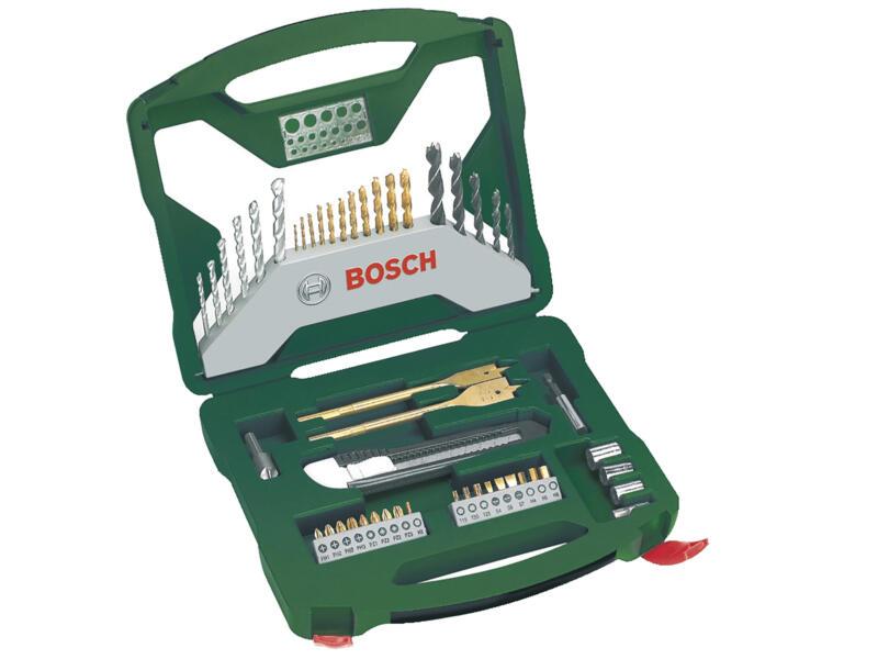 Bosch X-line accessoireset 50-delig