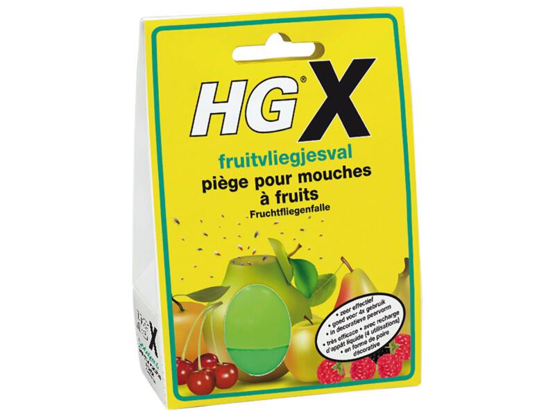 HG X piège mouches à fruits 20ml