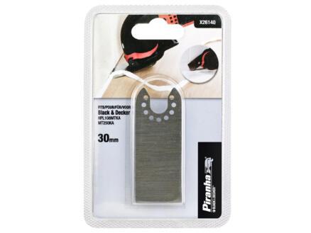 Piranha X26140-XJ Flexi spatule 50x30 mm
