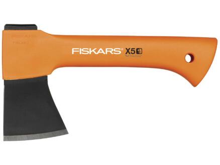 Fiskars X5 XXS hachette de camping + étui