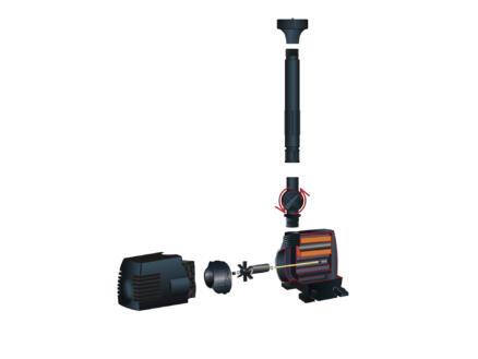 Xtra 900 L pompe de bassin 900l