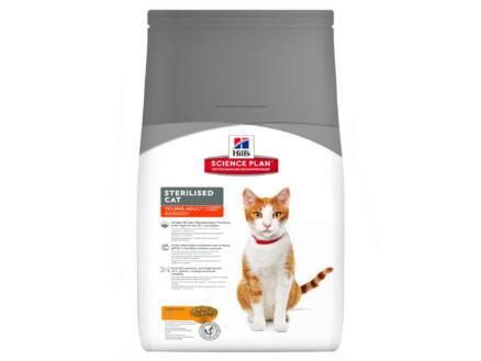 Hill's Young Adult Sterilised Cat kattenvoer chicken 1,5kg