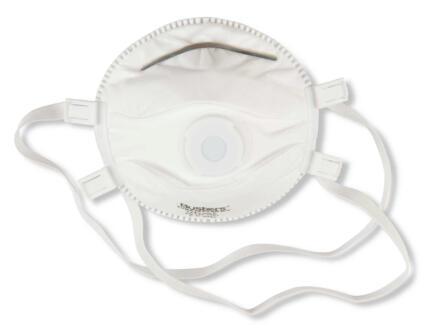 Busters Yuma masque anti-poussière avec soupape FFP3