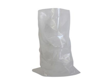 Zak 60x90cm LDPE 10 stuks