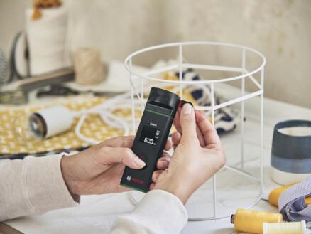 Bosch Zamo III télémètre laser 20m + accessoires