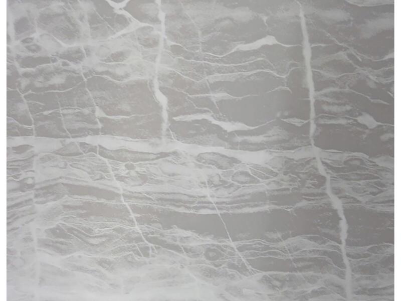 FinFIX Zelfklevende folie 45cm x 2m Marmer grijs