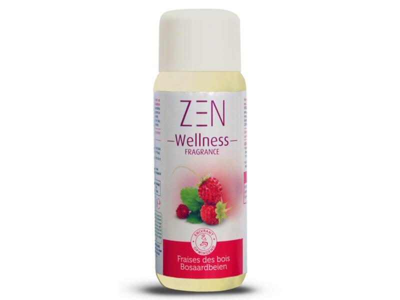 Zen Wellness parfum pour spa 250ml fraises des bois