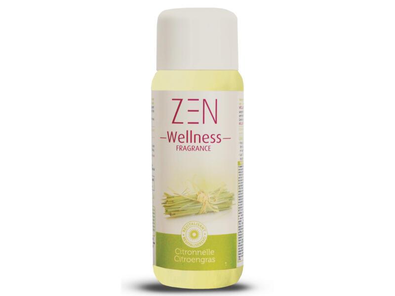 Zen Wellness parfum voor spa 250ml citroengras