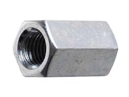 Pgb-fasteners Zeskantmoer DIN6334 M7 21mm verzinkt 100 stuks