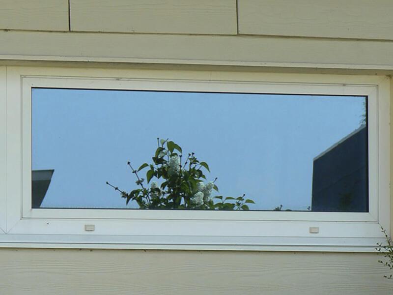 Zonnewerende raamfolie 45cm x 2m Spiegeleffect