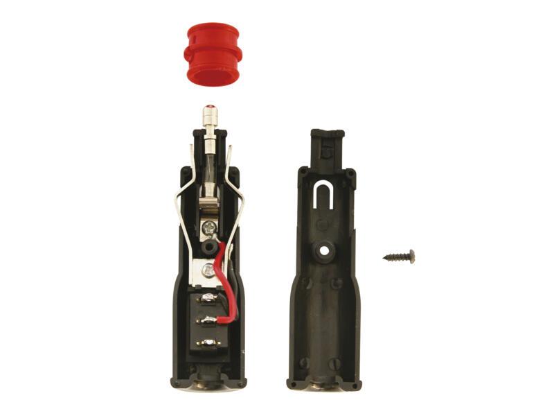 Carpoint aanstekerplug met schakelaar 12V 8A