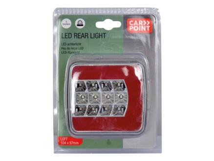 Carpoint achterlicht LED 5 functies links