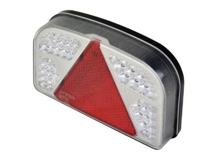 Carpoint achterlicht LED 7 functies links