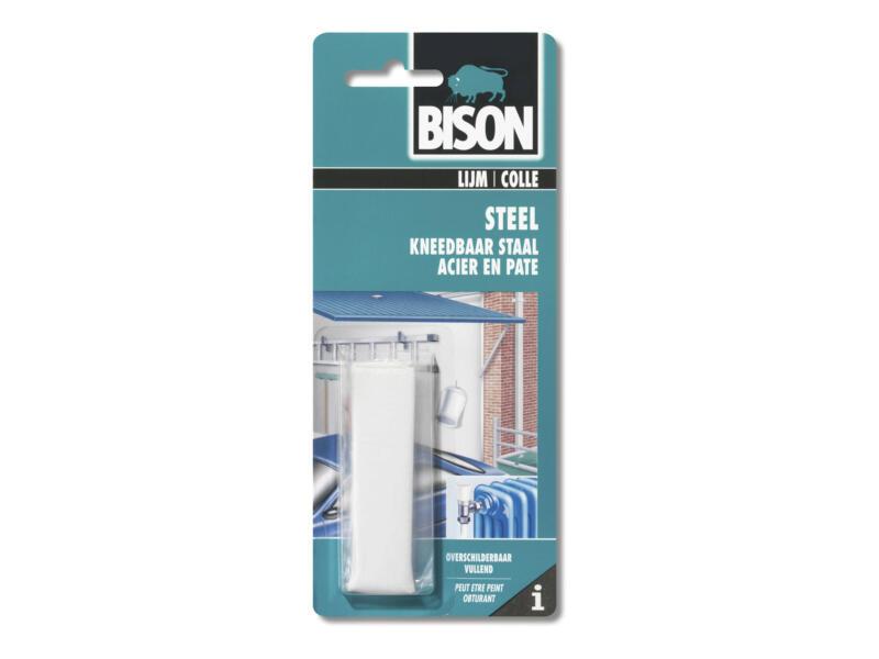 Bison acier pétrissable 17g
