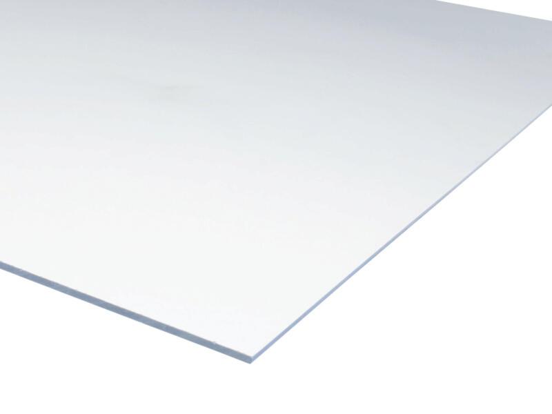 Scala acrylaat plaat 100x100 cm 3mm kristal
