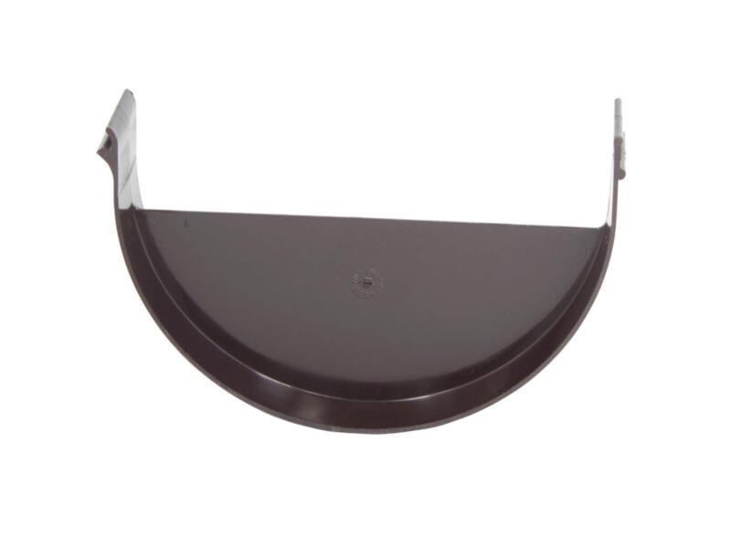 Scala adaptateur universel pour gouttière G125 brun