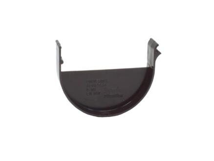 Scala adaptateur universel pour gouttière G80 brun
