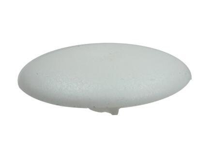 Rotadrill afdekkapje voor T25-schroeven wit 40 stuks