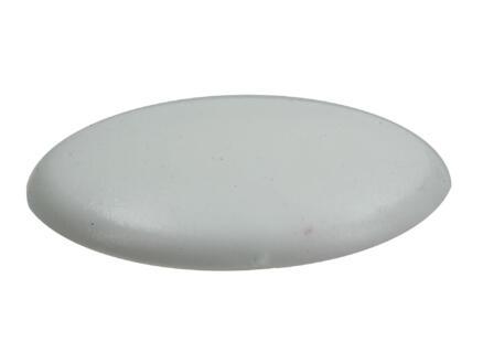 Rotadrill afdekkapje voor T30-schroeven wit 40 stuks