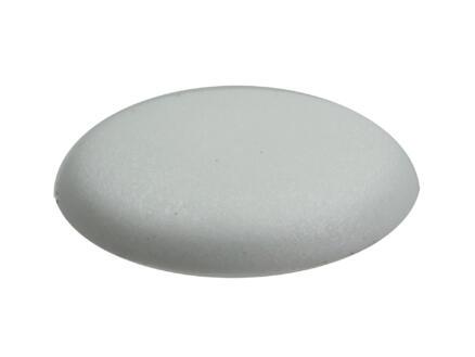 Rotadrill afdekkapje voor TX15-schroeven wit 40 stuks