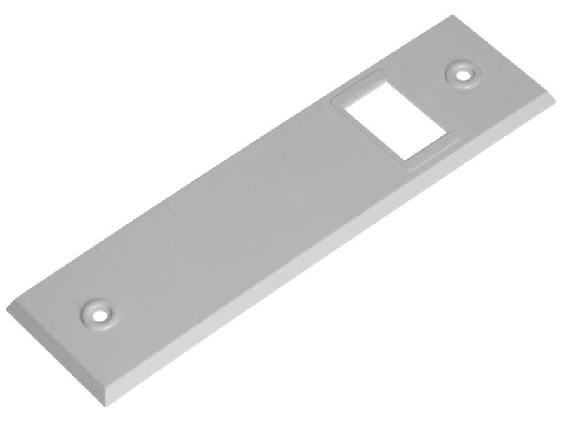 Sam afdekplaat voor lintoproller 22mm wit