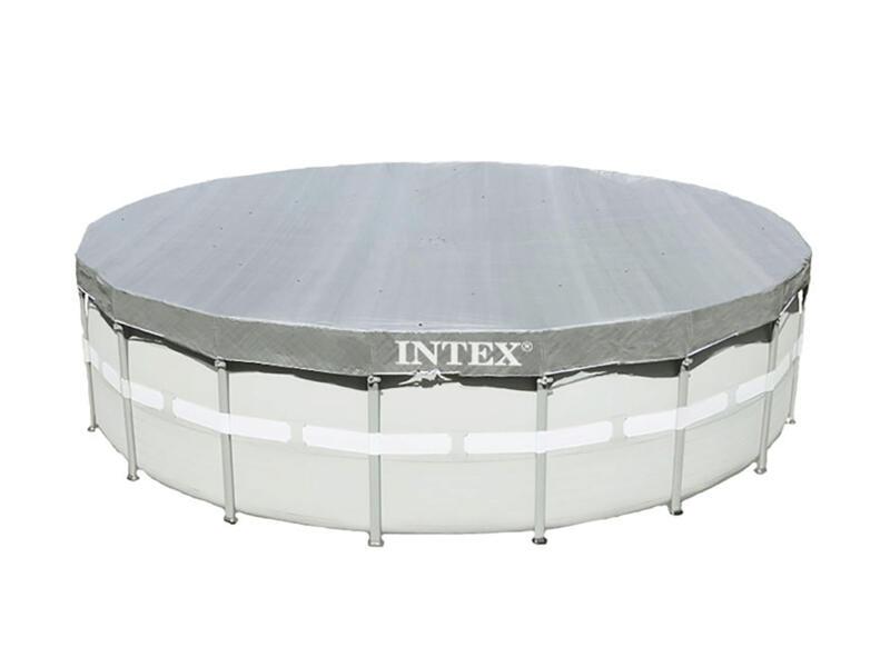 Intex afdekzeil voor zwembad Frame 488cm