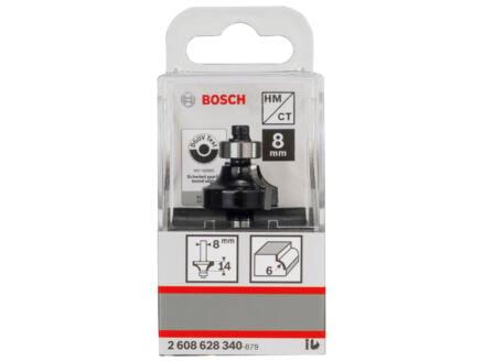 Bosch Professional afrondprofielfrees HM 14x24,7 mm