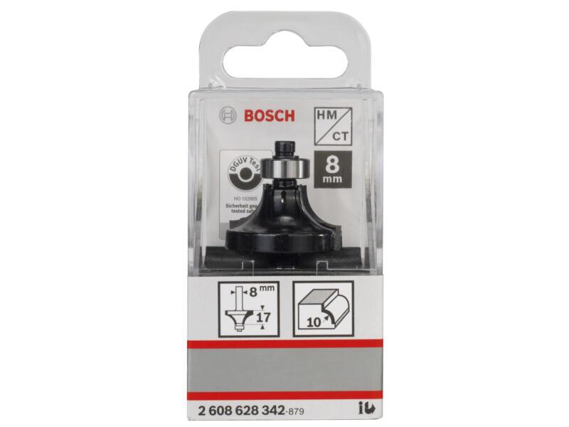 Bosch Professional afrondprofielfrees HM 17x32,7 mm