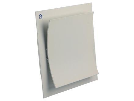 Renson afzuigrooster 188x188 mm aluminium wit