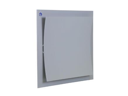 Renson afzuigrooster 233x233 mm aluminium