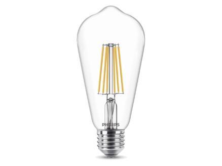 Philips ampoule LED Edison E27 8W dimmable