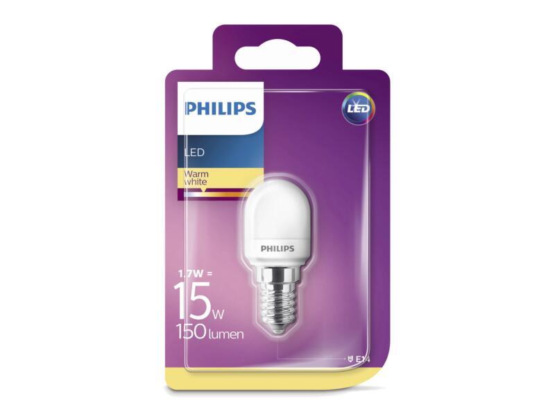 Philips ampoule LED frigo E14 15W