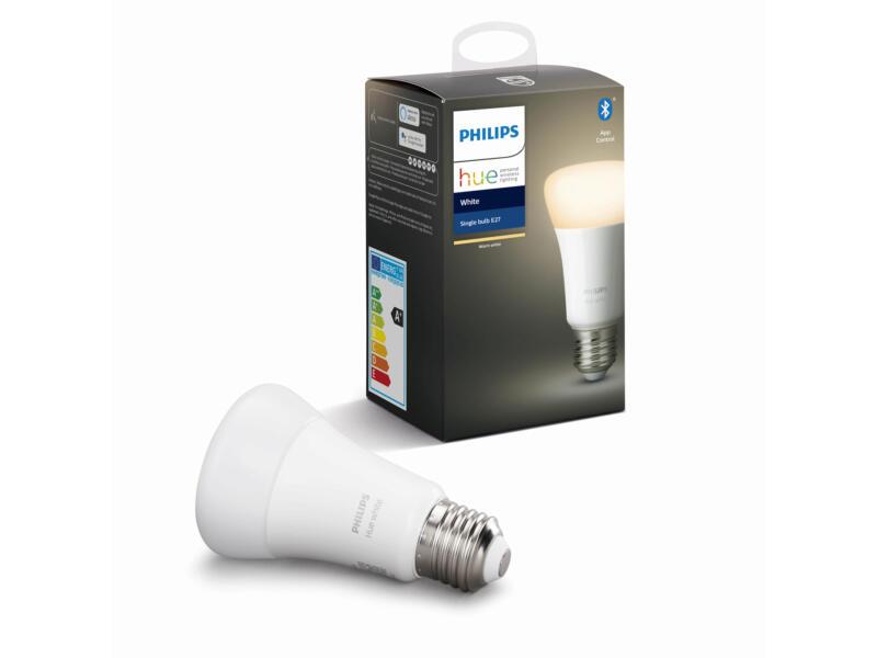 Philips Hue ampoule LED poire E27 9,5W dimmable