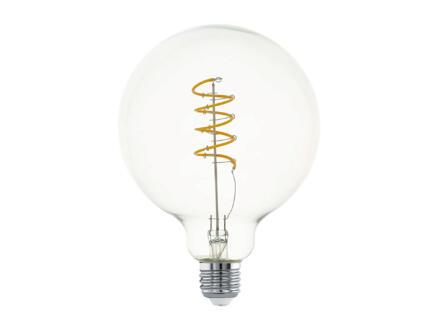 Eglo ampoule LED poire filament E27 4W 12,5cm